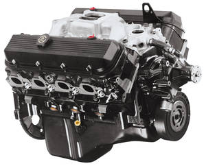 1978-1988 Monte Carlo Engine, 454 HO Big-Block, by GM