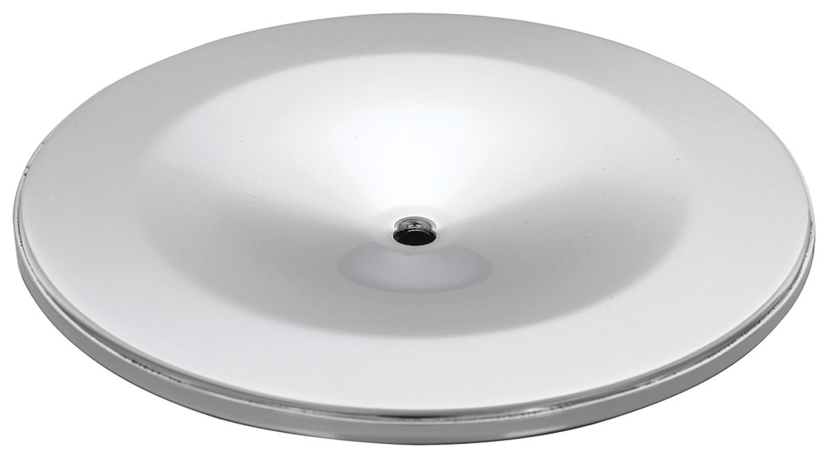 Photo of Catalina/Full Size Air Cleaner Assembly; Tri-Power Lid chrome