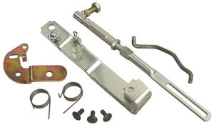 1965 Grand Prix Carburetor Accelerator Linkage Sets, Tri-Power