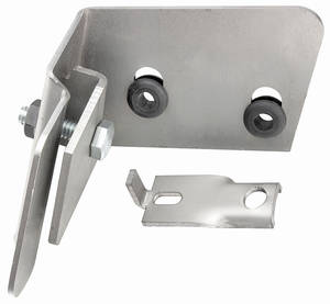 1964-1967 GTO Antenna Bracket, Power