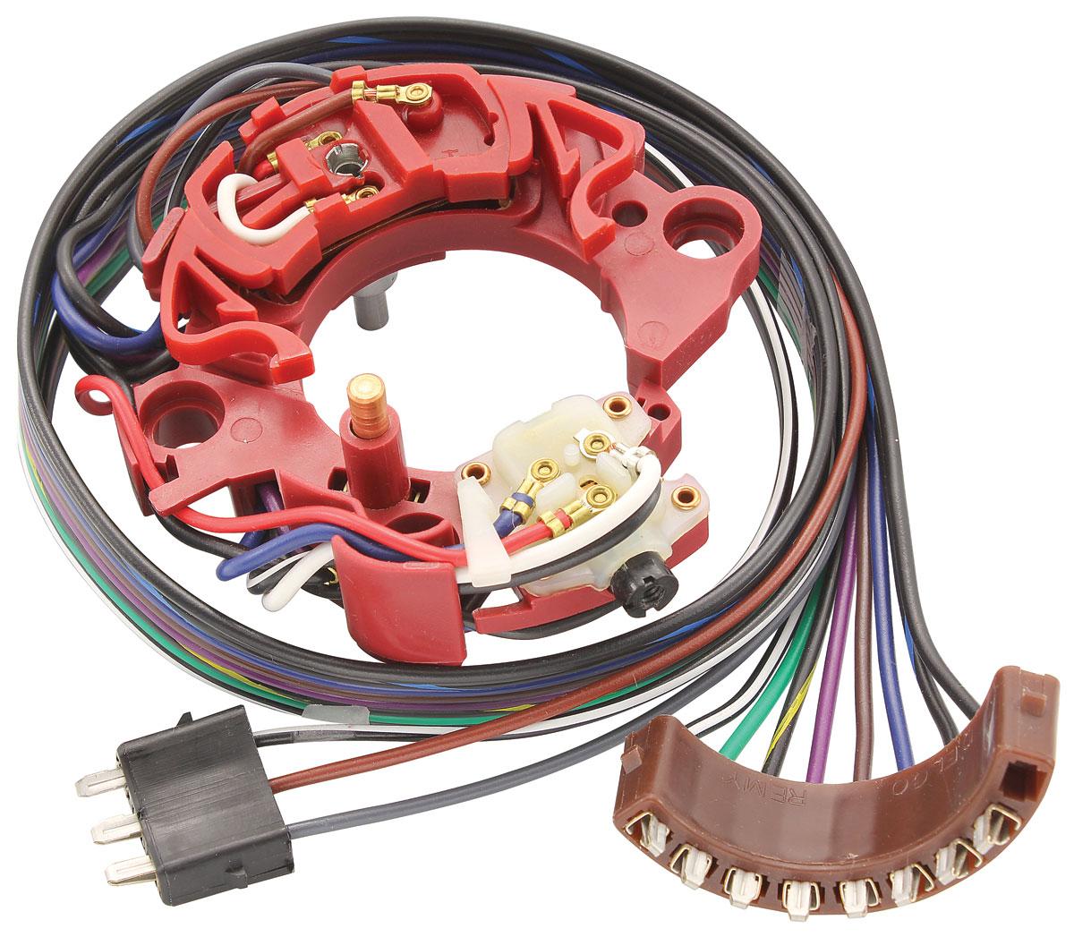 Skylark Turn Signal  U0026 Hazard Light Switch Assembly W