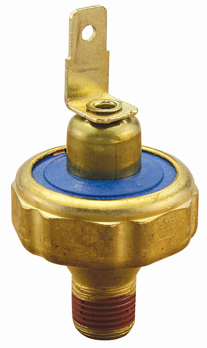 Photo of Oil Pressure Sending Unit w/factory warning lights