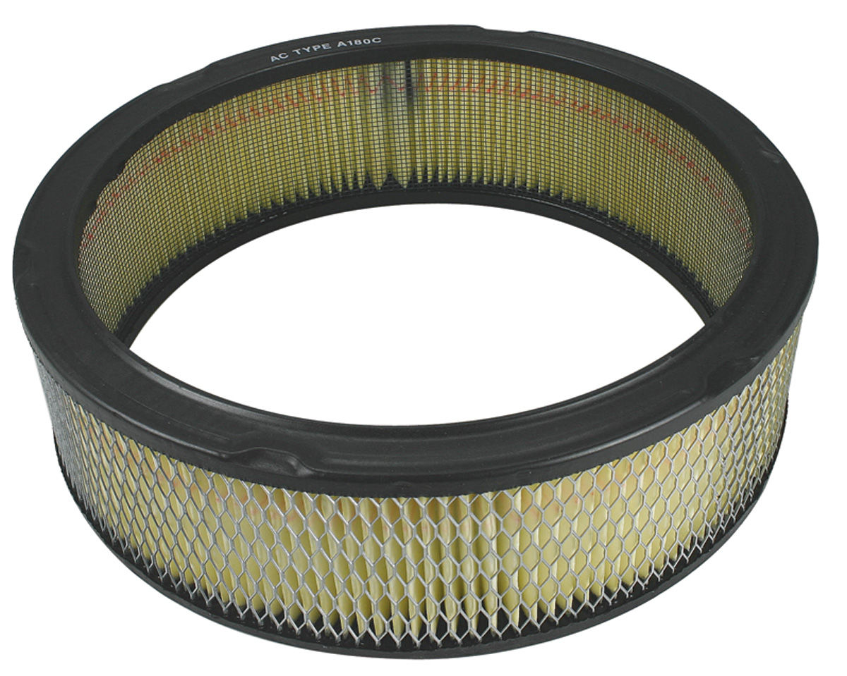 Chevelle Air Cleaner : Chevelle air cleaner filter element quot for