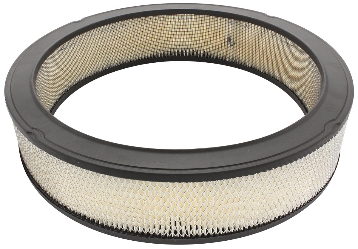 "Photo of Air Cleaner Filter Element (14"" x 3"")"