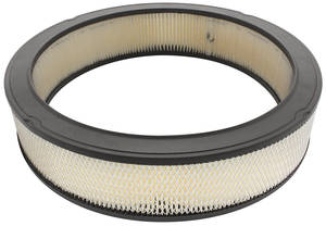 "1959-1976 Catalina/Full Size Air Cleaner Filter Element 14"" X 3"""