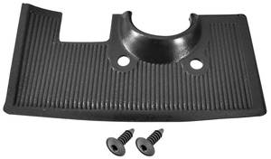 1964-66 Cutlass Steering Column Cover, Firewall Includes Push-in Fasteners