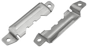 1964-1973 LeMans Transmission Crossmember Insulator Brackets