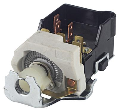 1968-69 GTO Headlight Switch Hideaway