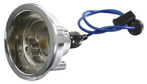 1964-1966 Tempest Back-Up Lamp Housing, 1964-66 (GTO)