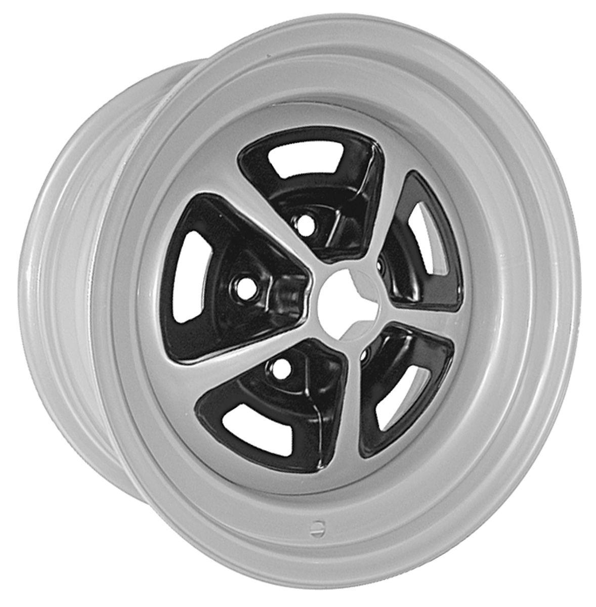 "Photo of Wheel, 1969-70 Super Sport 14"" x 7"" (BS 4-3/8"")"