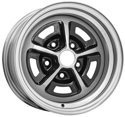 """El Camino Wheel, 1969-70 Super Sport 14"""" X 8"""" (BS 4-1/2"""")"""