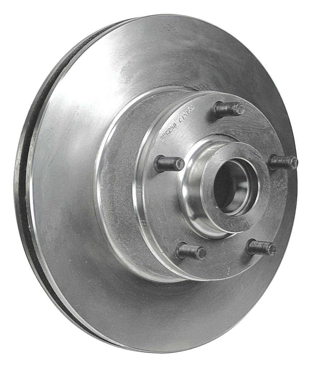 "Photo of Brake Rotor 11"", 4-piston type"