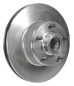 "1967-68 Chevelle Brake Rotor 11"", 4-Piston Type"
