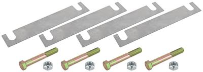 1978-1983 Malibu Sway Bar Shim Kit, Rear, by RESTOPARTS