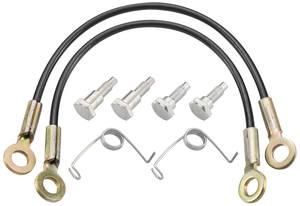 1968-1977 El Camino Tailgate Cable Kit, 1968-77 El Camino, by RESTOPARTS