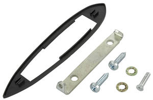 1964-65 Chevelle Mirror Mounting Kits, Outer