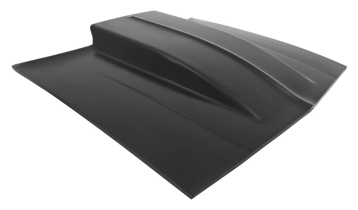 Photo of Hood, Fiberglass (El Camino & Malibu) Cowl Induction 2""