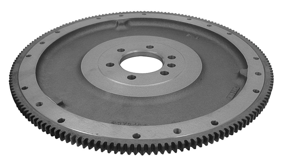 "Photo of Flywheel, 4-Speed 12-3/4"" Od, 153-Tooth 11"" clutch, 1-piece crank seal. (small-block crate motors)"