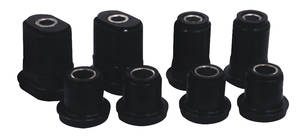 1978-88 Monte Carlo Control Arm Bushings, Front (Urethane)