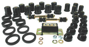 1978-88 El Camino Bushing Kit, Total Polyurethane