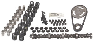 Malibu Camshaft K-Kit, 1978-88 Small-Block XE 268H Hyd., by Comp Cams