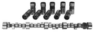 1964-1977 Chevelle Camshaft CL-Kit Big-Block XE268H Hyd. Flat Tappet, by Comp Cams