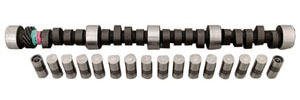 1964-77 Chevelle Camshaft CL-Kit Big-Block 270H Magnum Hyd. Flat Tappet, by Comp Cams