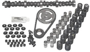 1964-1977 Chevelle Camshaft K-Kit Big-Block XE268H Hyd. Flat Tappet, by Comp Cams