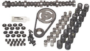 Malibu Camshaft K-Kit, 1978-88 Big-Block 270HR, by Comp Cams