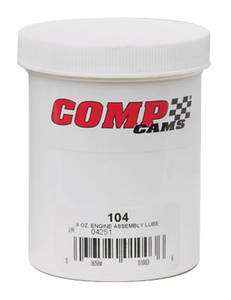 1964-77 Chevelle Camshaft Lubricant Engine Assembly Lube, 8-oz., by Comp Cams