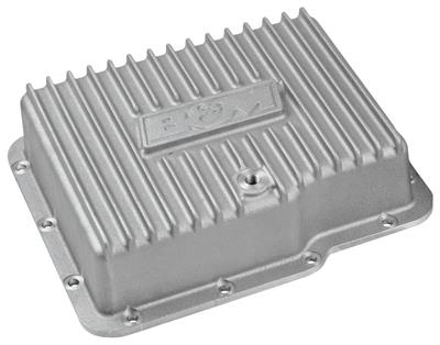 1978-88 El Camino Transmission Deep Fluid Pan Aluminum Powerglide (Adds 2-Qts.)