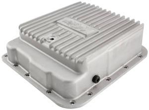 1978-88 Monte Carlo Transmission Deep Fluid Pan Aluminum 4L60E (Adds 3-Qts.)