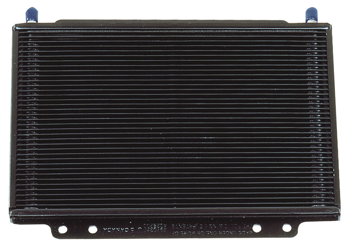 "Photo of Transmission Cooler 11"" x 5-3/4"" x 3/4"""