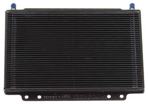 "1961-73 LeMans Transmission Cooler 11"" X 5-3/4"" X 3/4"", by B&M"