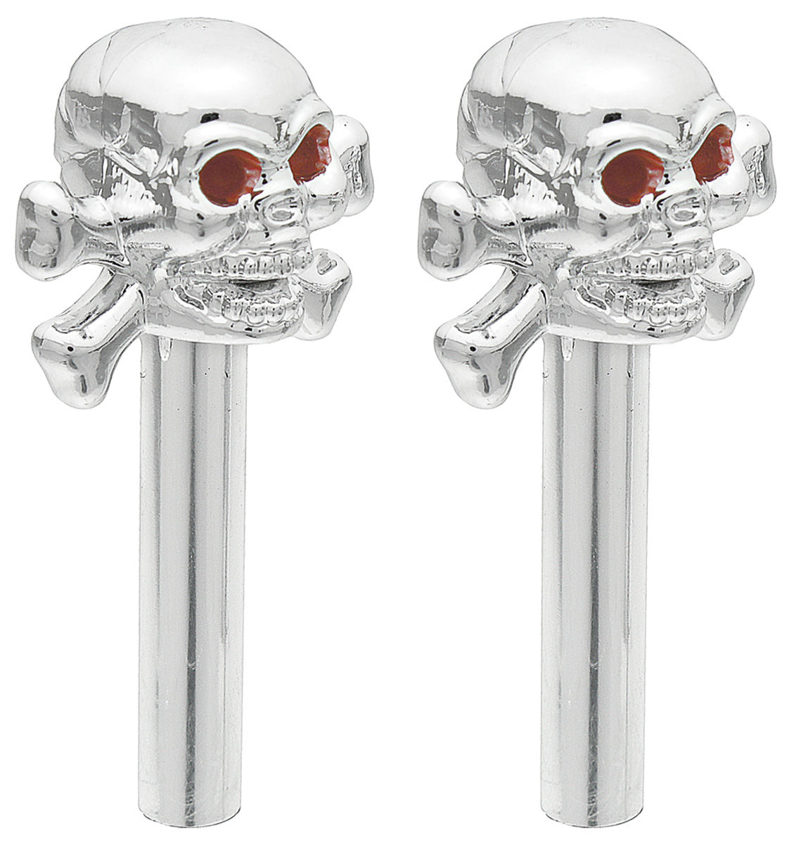 Photo of Door Lock Knobs skulls w/crossbones