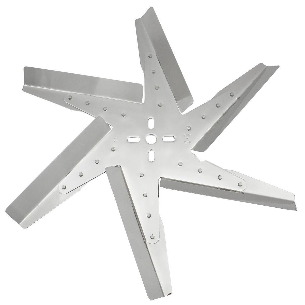 Photo of Flex Fan, High-Performance polished blades