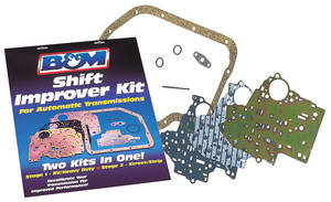 1964-1973 GTO Shift Improver Kit TH350, by B&M