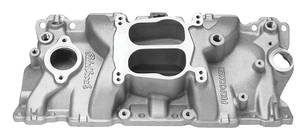1964-1977 Chevelle Intake Manifold, Small-Block Performer (Non-EGR), by Edelbrock