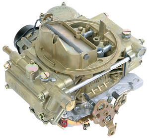 1970-1974 Chevelle Carburetor, Factory Replacement Square-Bore, by Holly