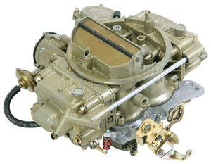 1967-1969 Chevelle Carburetor, 4175 Factory Replacement Divorced Choke, by Holly