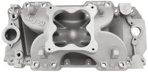1964-77 Chevelle Intake Manifold, Electronic Fuel Injection Big-Block, by Holley