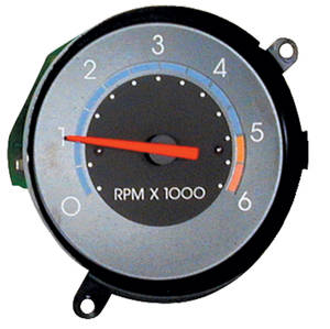 1978-1981 Malibu Tachometer (In Dash)