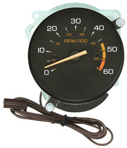 1982-85 Malibu Tachometer (In Dash)