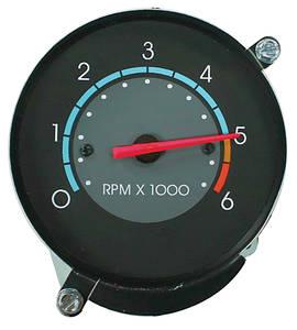 1986-1988 El Camino Tachometer (In Dash)