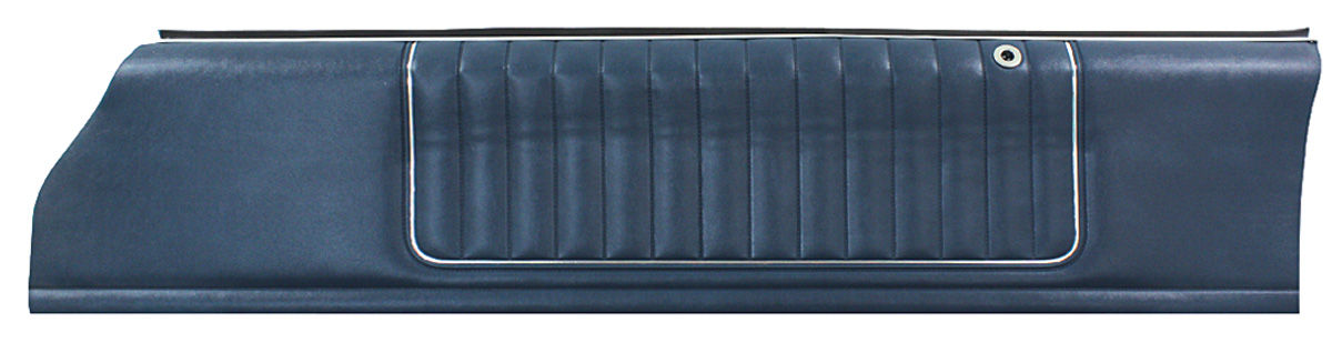 Photo of Door Panels, Monte Carlo SS Rear (blue only)
