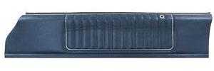 1985 Door Panels, Monte Carlo SS Rear