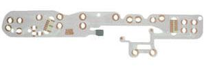1982-84 Malibu Circuit Board, Printed Standard (Original # 25046675)