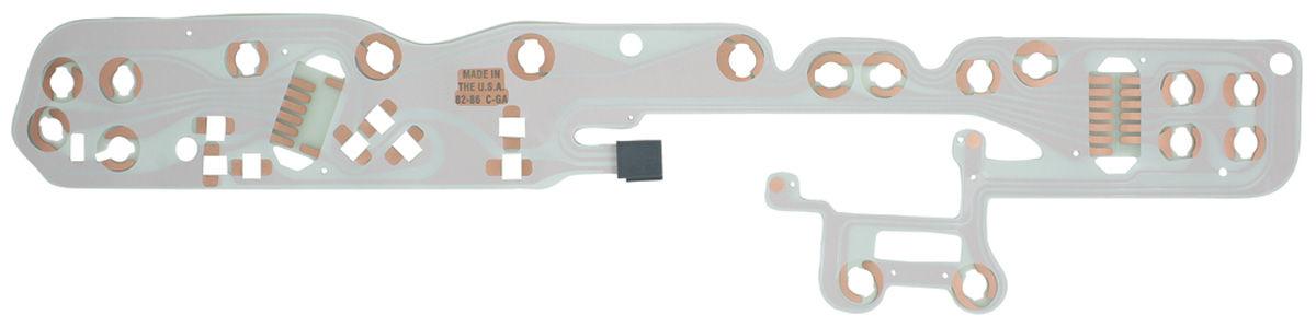 Photo of Circuit Board, Printed gauge (Original # 25046676)