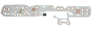 1982-86 Malibu Circuit Board, Printed Gauge (Original # 25046676)