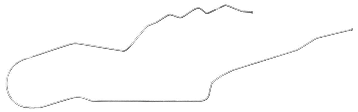 "Photo of Fuel Return Line Monte Carlo carbureted, 1-piece, 1/4"""